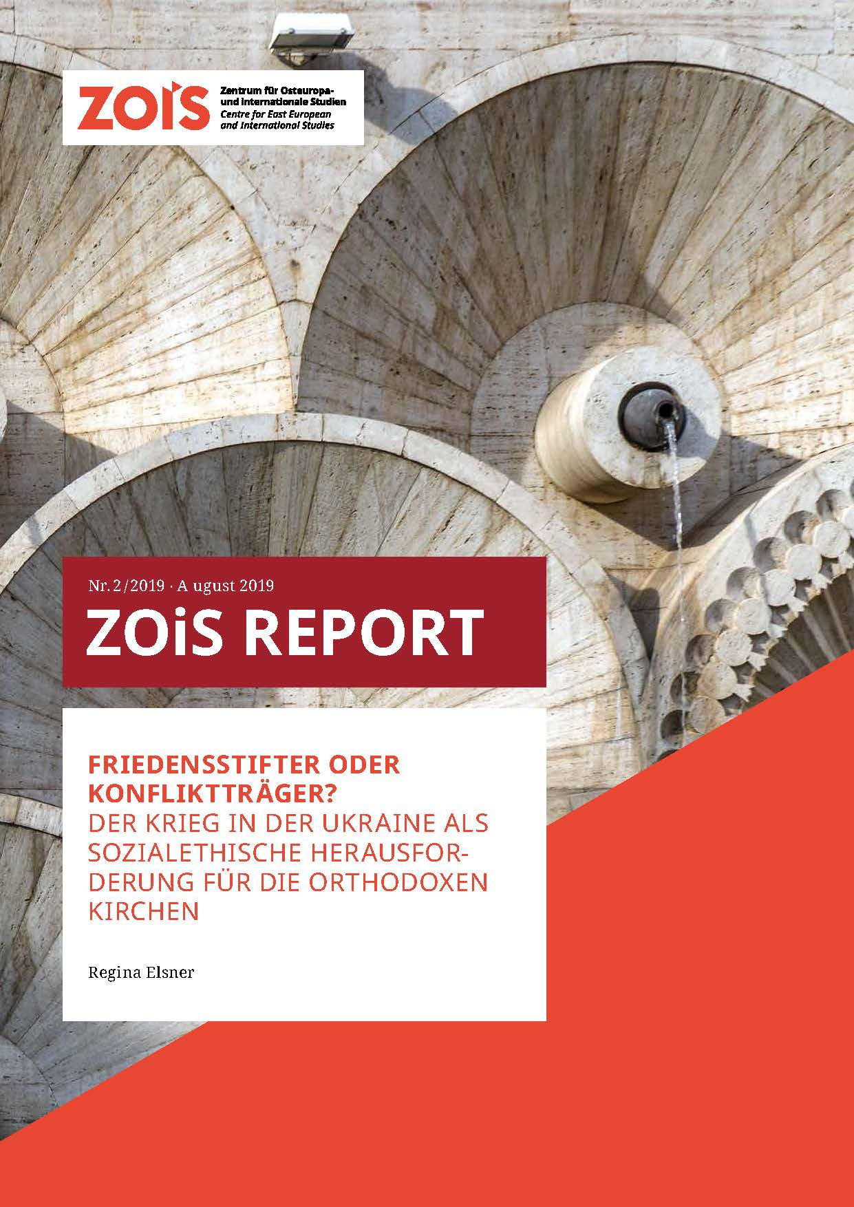 Coverbild zois Report 2 2019